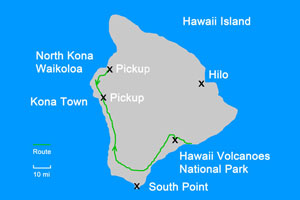 Kilauea Volcano Tour Active Adventures Hawaii Outdoor Guides