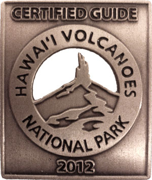 Hawaii Volcanoes National Park Certified Guide